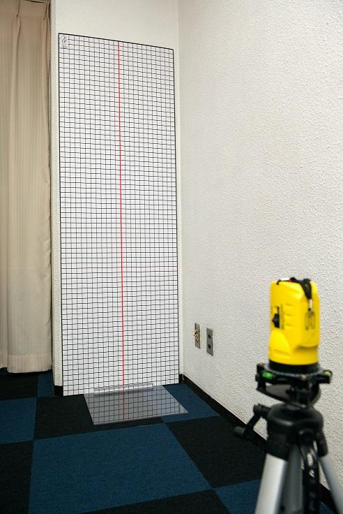 オリジナルの検査機によりあなたの歪みを測定します。